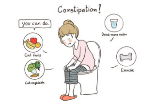 What to do in constipation